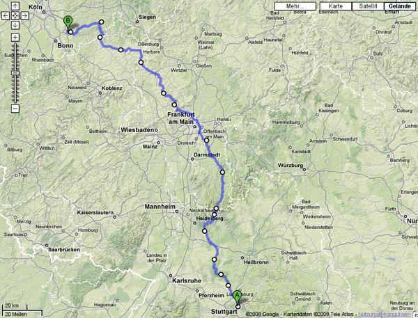 google maps route speichern. Black Bedroom Furniture Sets. Home Design Ideas